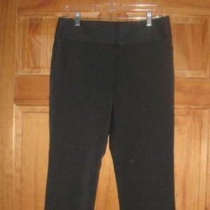 Express Editor Dark Gray Trousers